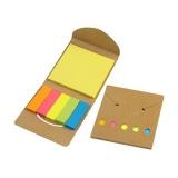 Banderitas adhesivas Logo Full Color